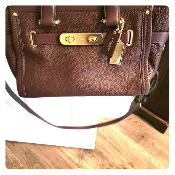 Coach Handbags - Brand new high end coach purse